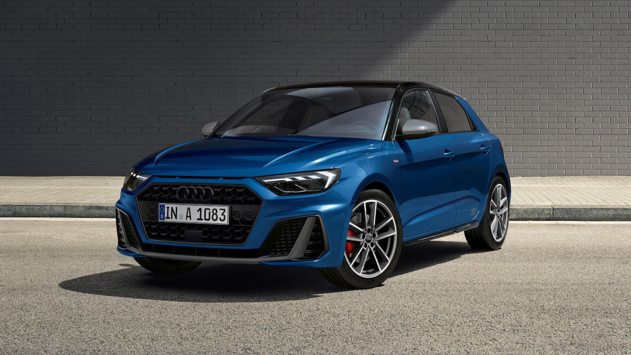 Refined details: Audi gives the A1, A4, A5, Q7 and Q8 a sporty n