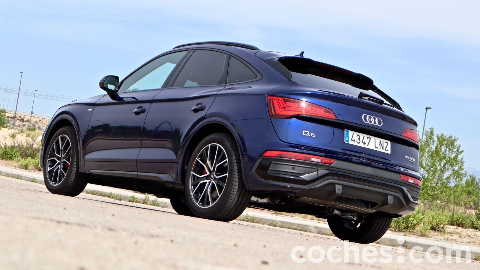 Audi Q5 Sportback 45 TFSI prueba – 6