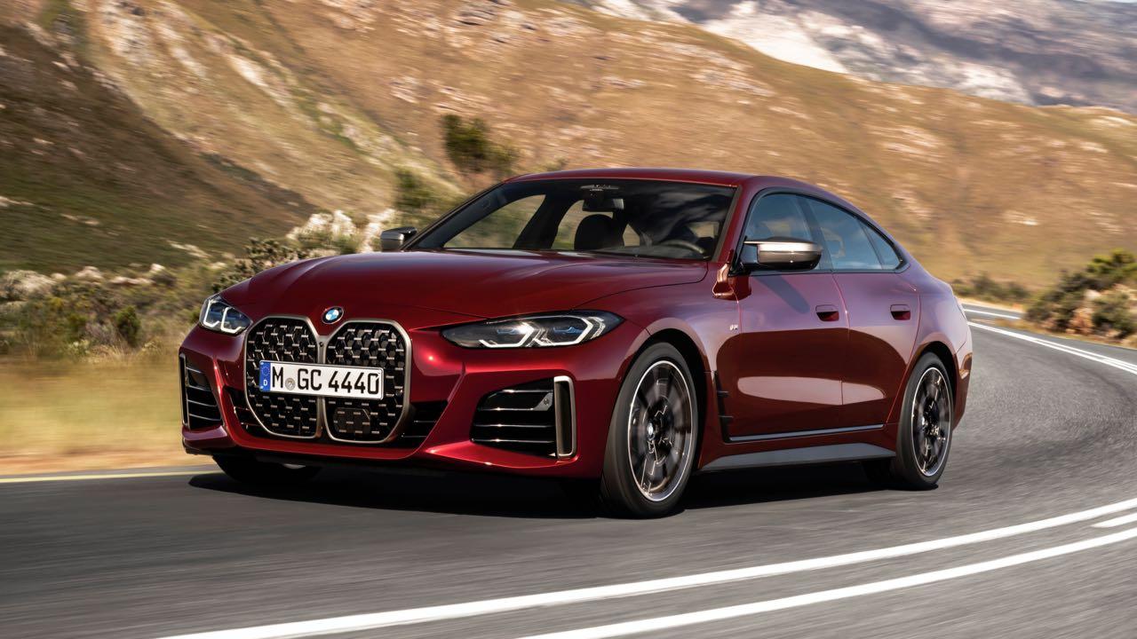 BMW Serie 4 Gran Coupe 2022 – 4