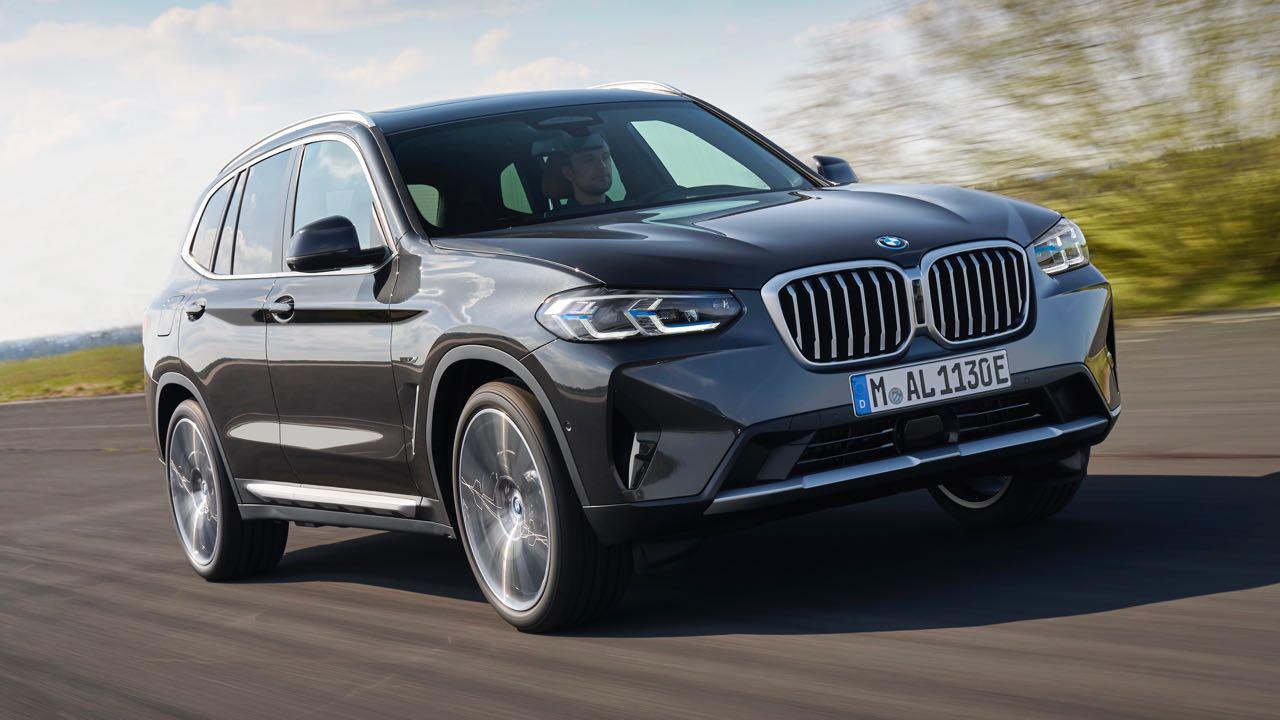 BMW X3 xDrive30e 2022 – 20