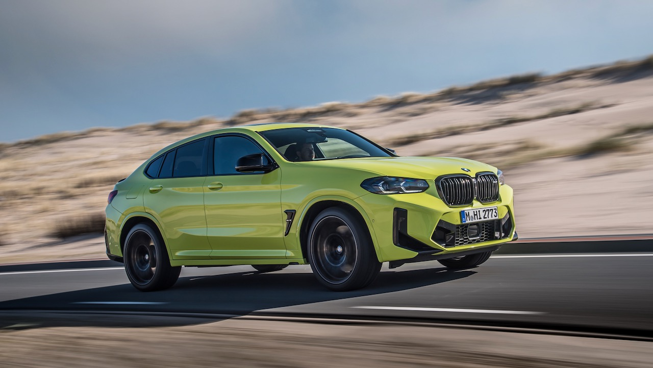 BMW X4 M Competition – 20
