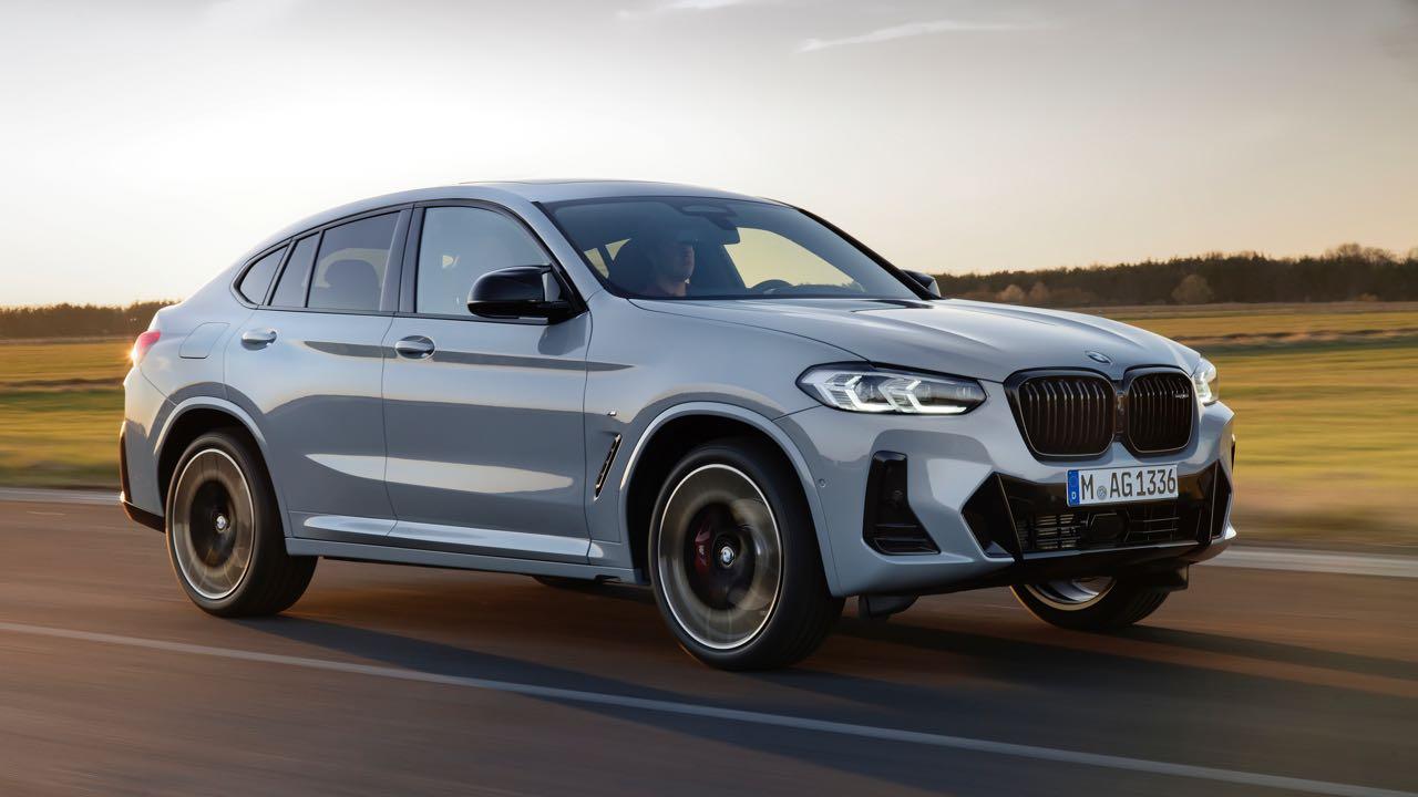 BMW X4 M40i 2022 – 13