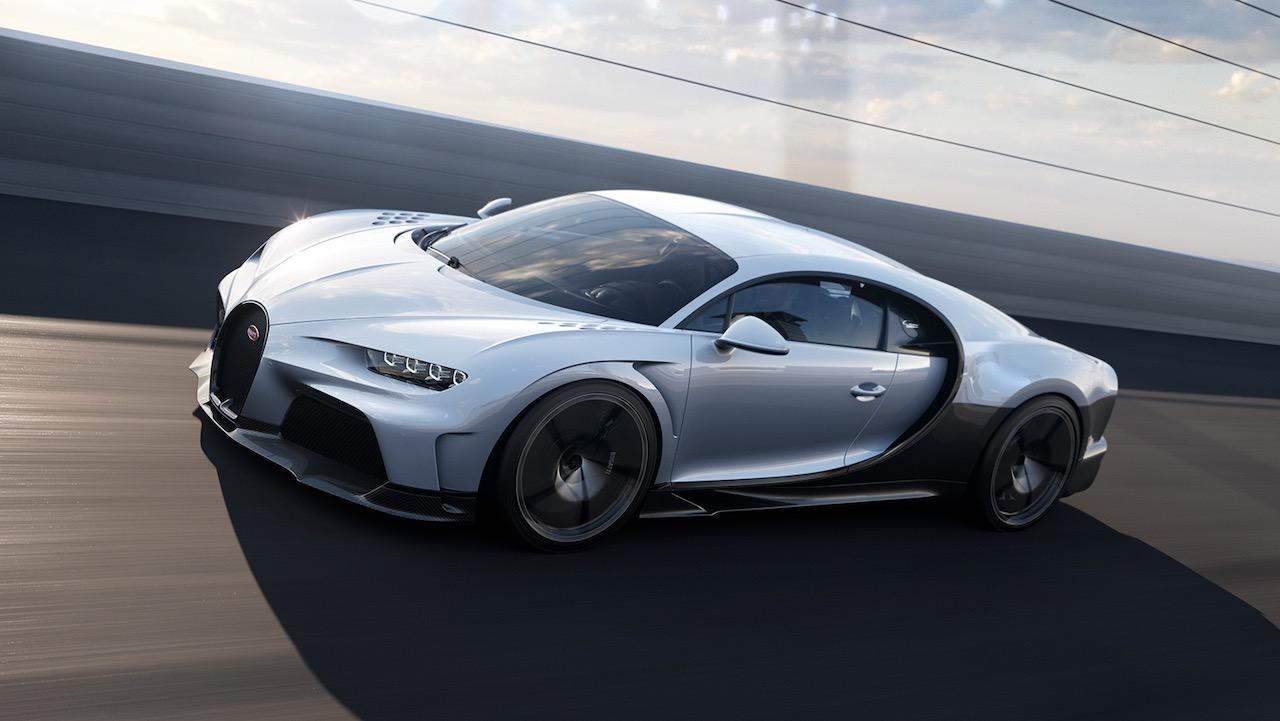 Bugatti Chiron Super Sport – 7