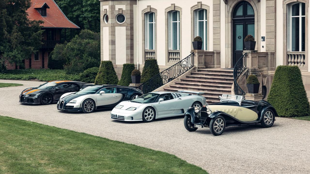 Bugatti Super Sport – 1