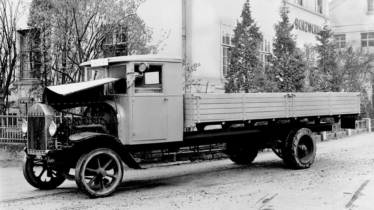 Camion Diesel Benz-Gaggenau Typ 5 K3 1923 1