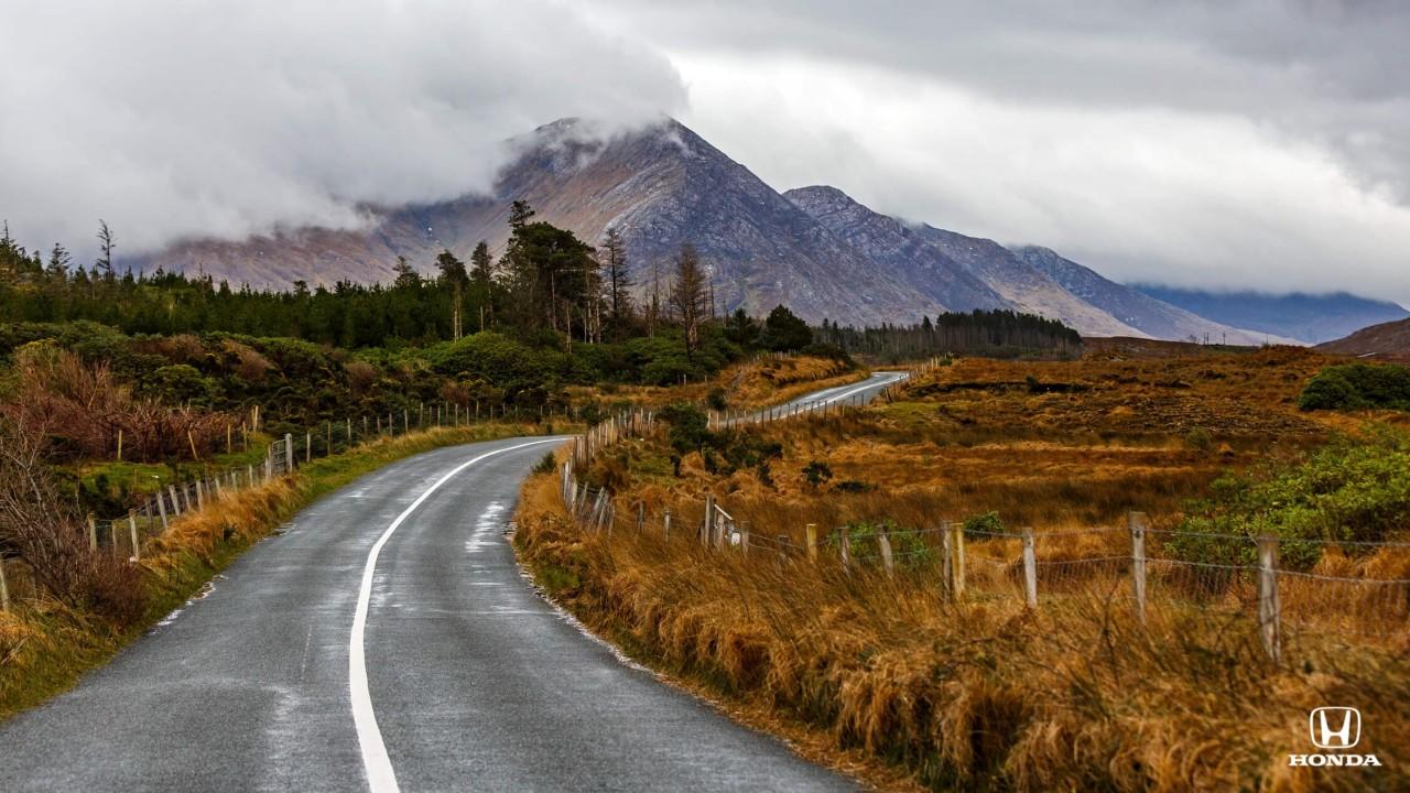 Estudio Honda-Wild Atlantic Way-Irlanda