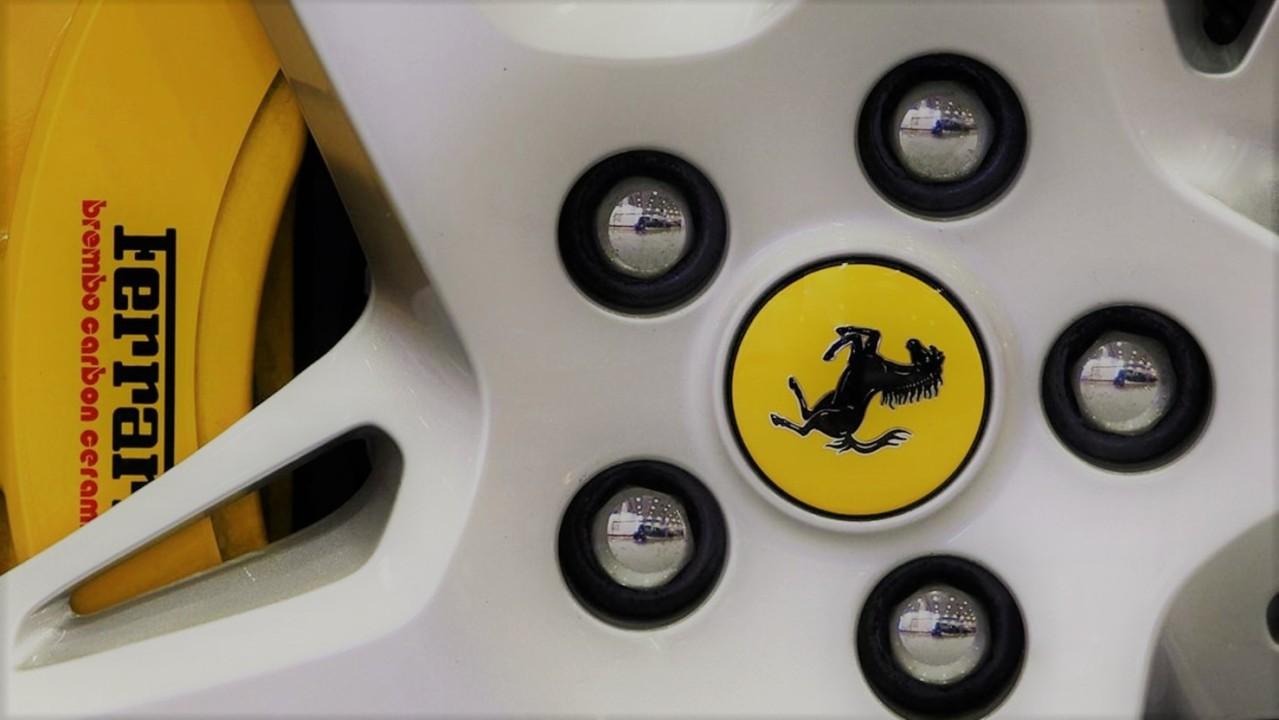 Ferrari Rueda