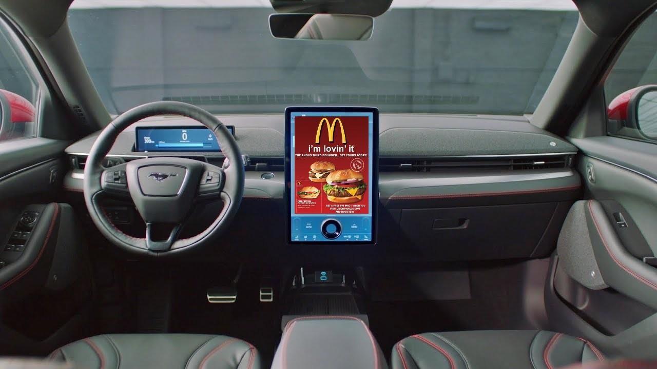 Ford Mach-E Interior – Anuncios