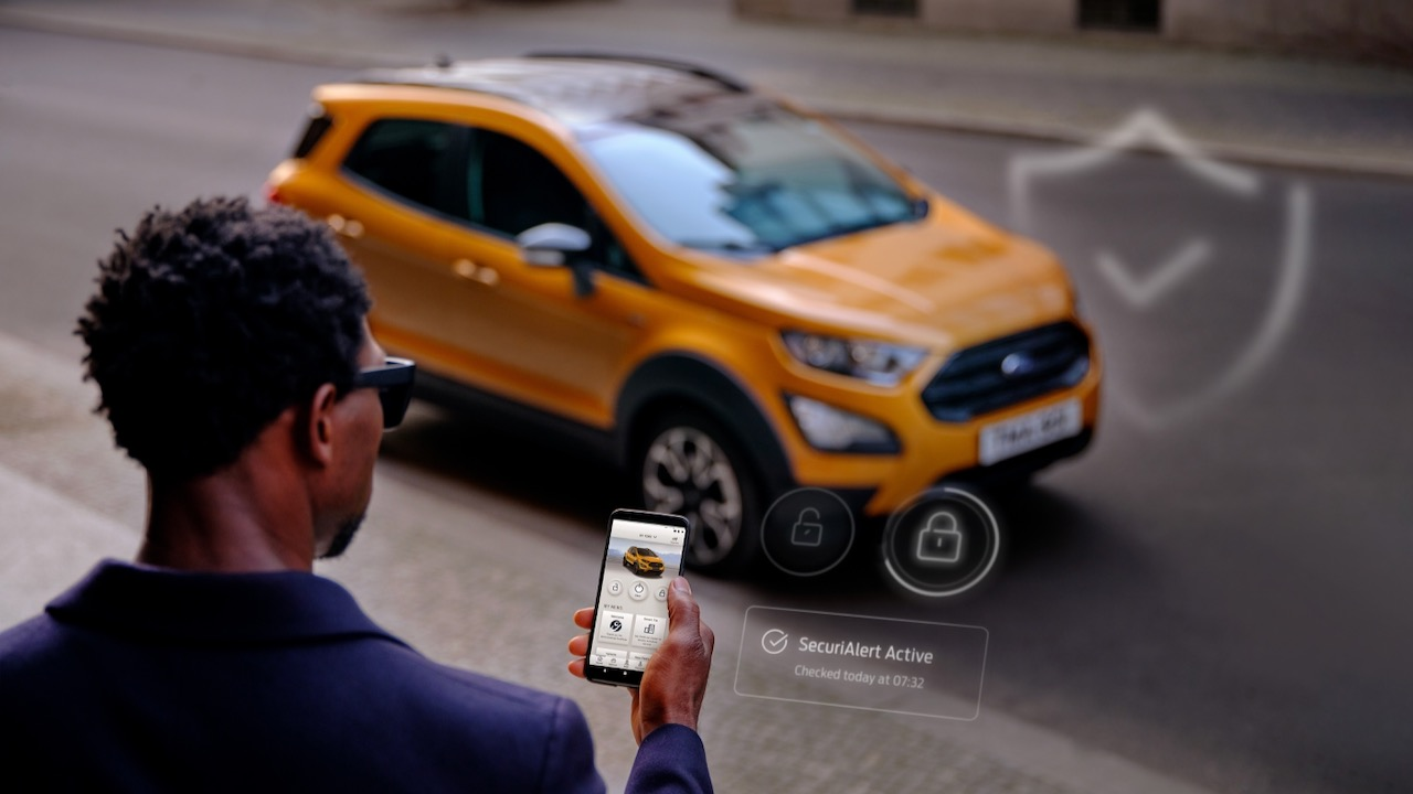 Now Your Car Can Let You Know If It's Being Broken Into – Via Your Smartphone