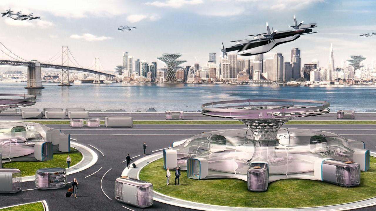 Hyundai Taxis Voladores 1