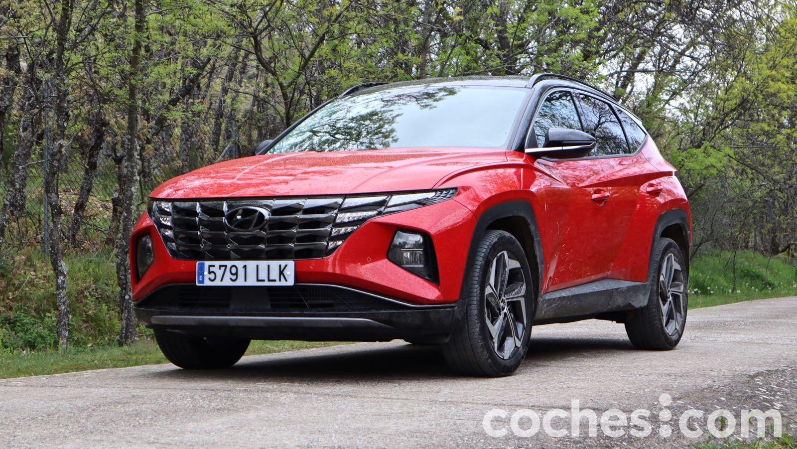 Hyundai Tucson Hybrid prueba – 18