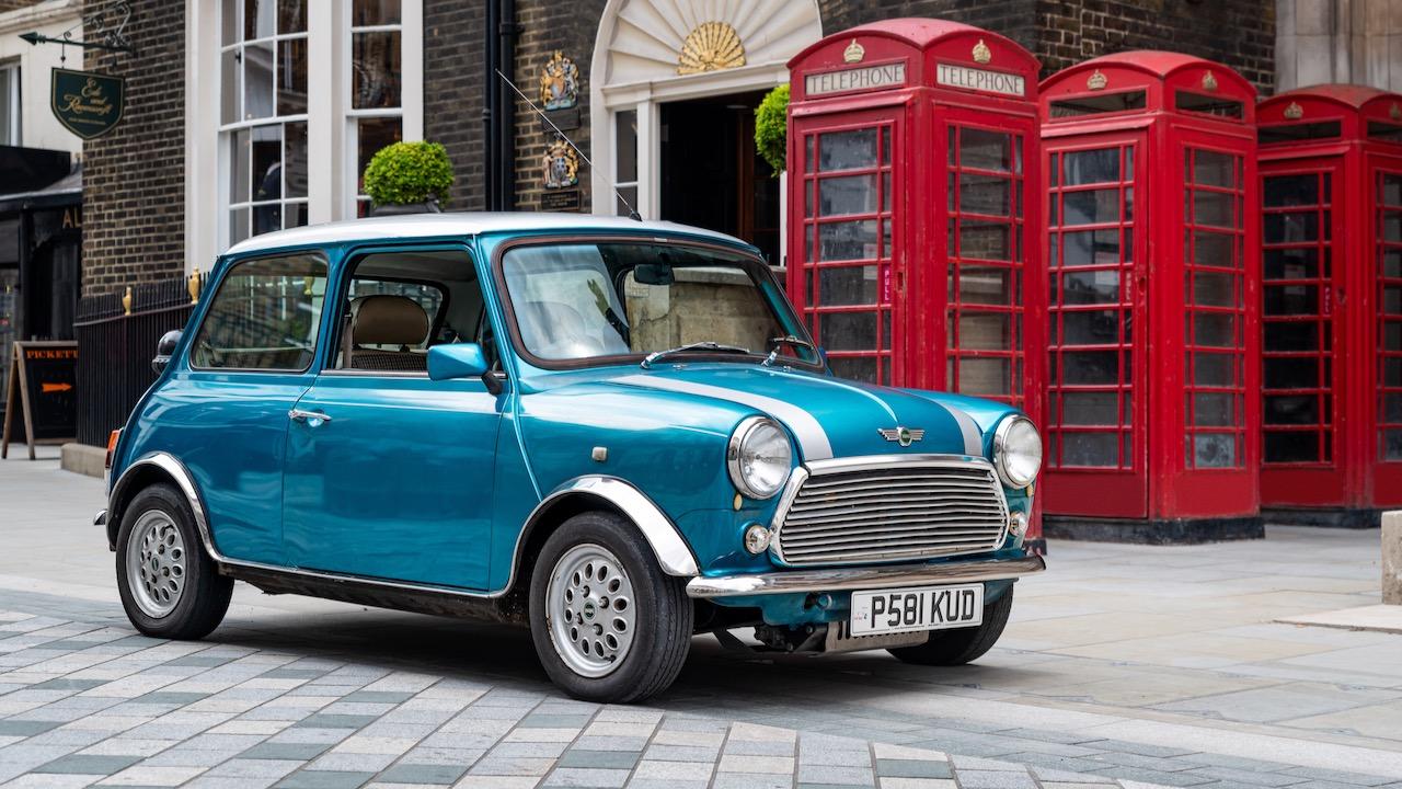 London Electric Cars MINI clasico – 9