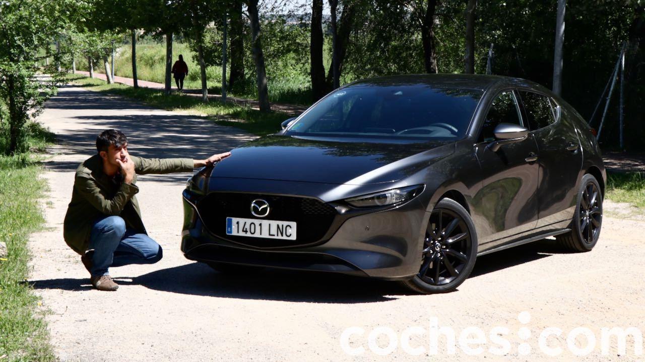 Mazda 3 e-SkyActiv-X videoprueba – 1