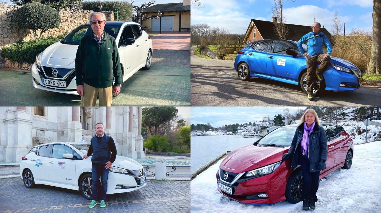 Nissan Coches Electricos Europa Estudio (1)