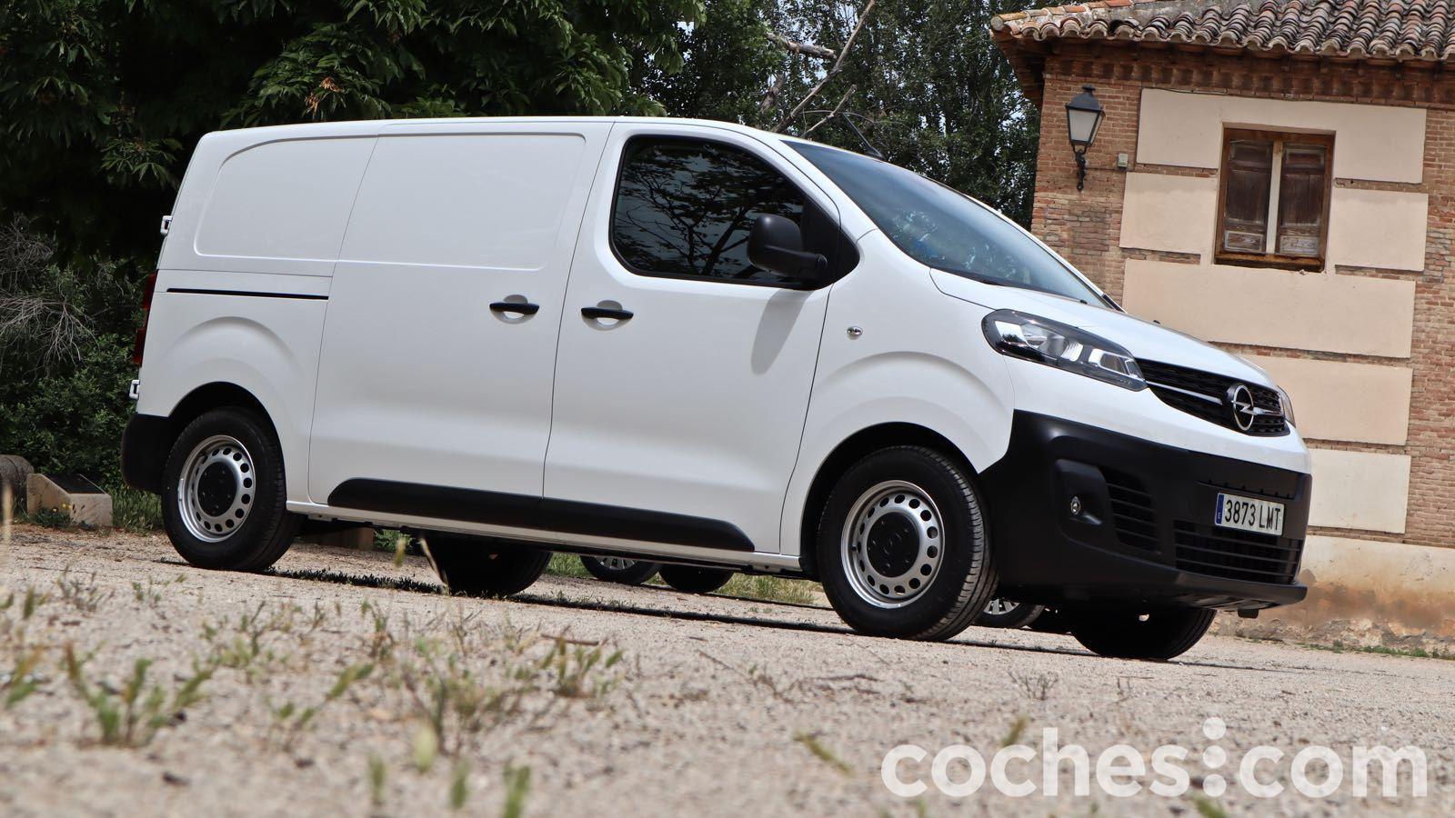 Opel Vivaro-e prueba – 6