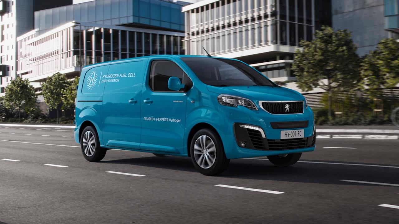 Peugeot e-Expert Hydrogen – 1