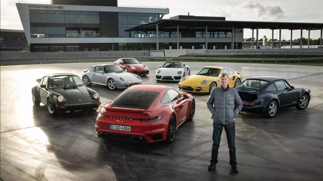 Porsche 911 Turbo Evolucion Walter Rhorl