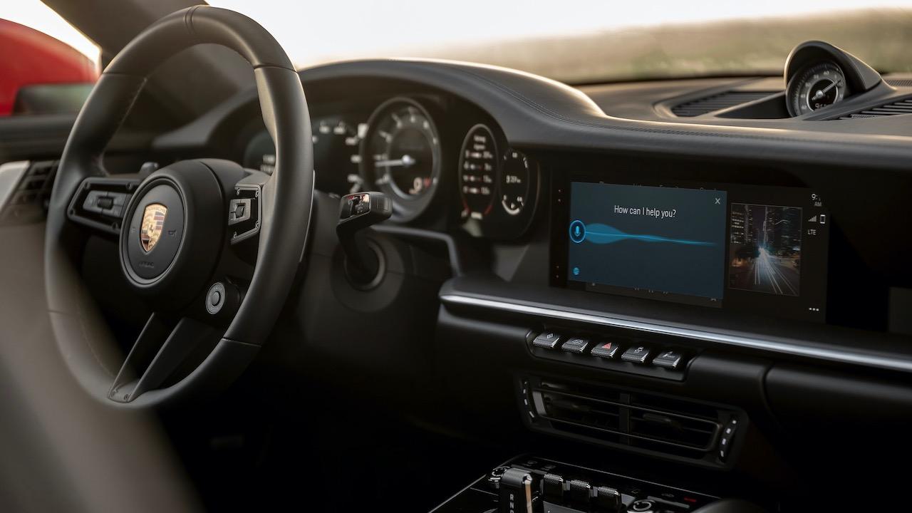 Porsche sistema multimedia – 4
