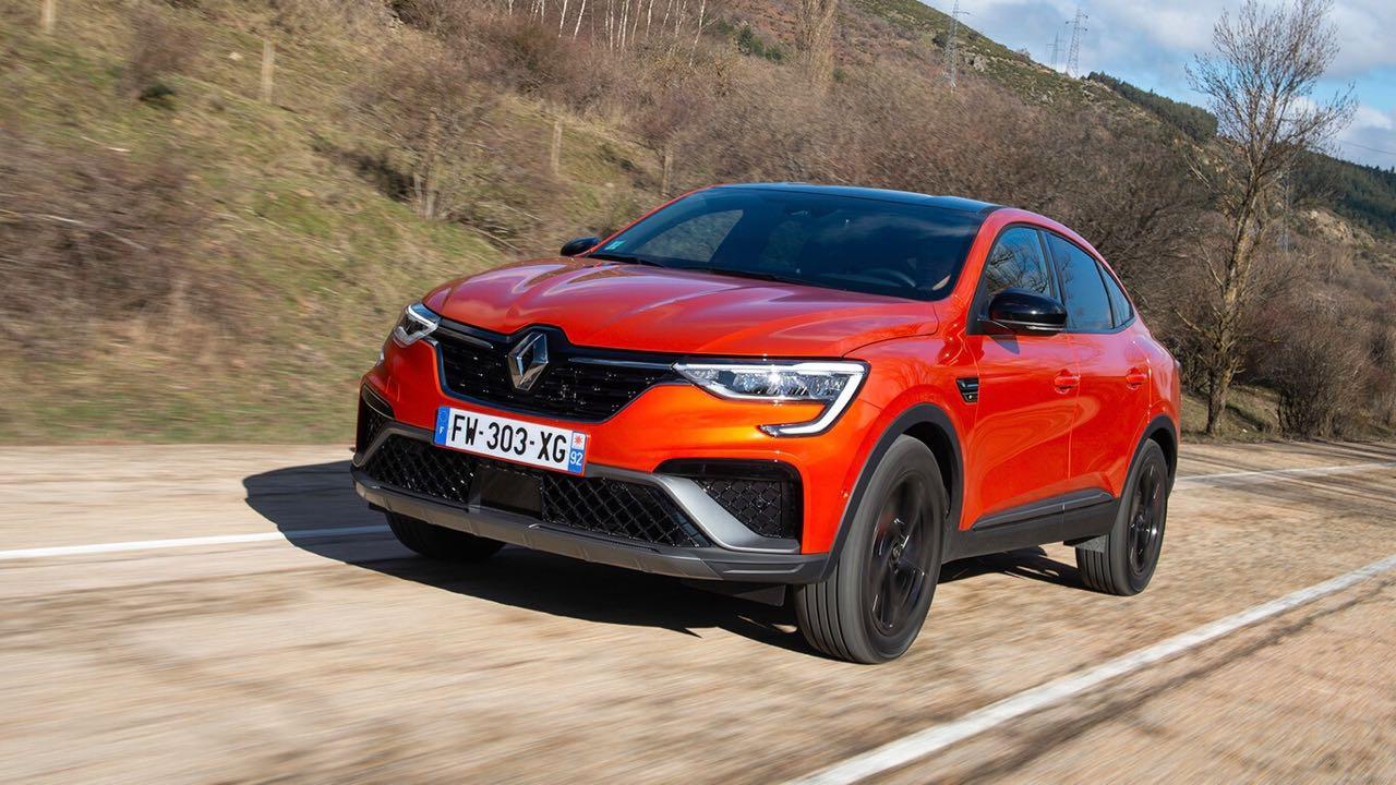 Renault Arkana E-Tech – 1