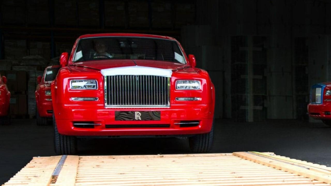 Rolls-Royce Phantom Stephen Hung (2)