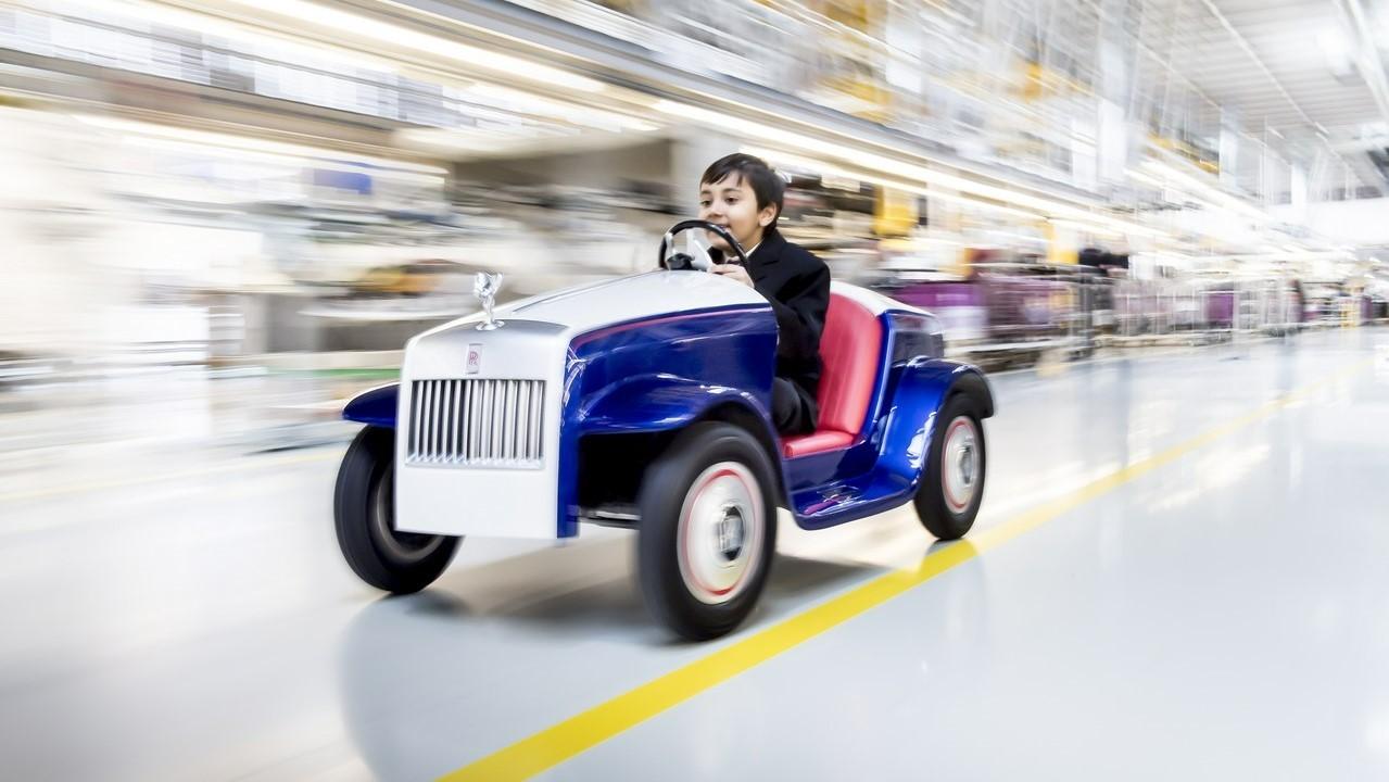 Rolls-Royce SRH 1