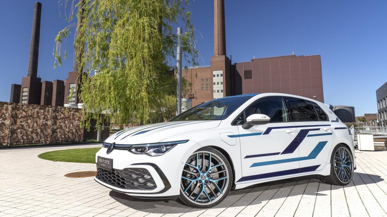 Volkswagen Golf GTE Worthersee Concept 2021 (1)