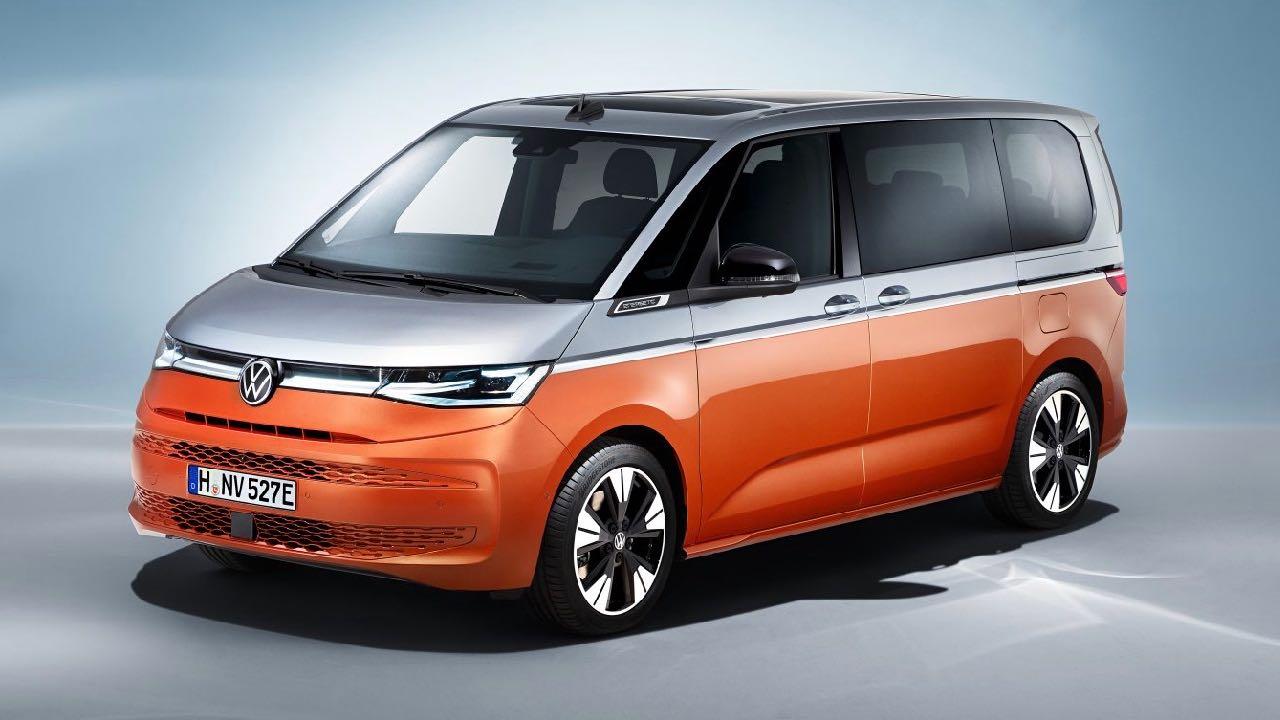 Volkswagen Multivan 2022 – 3