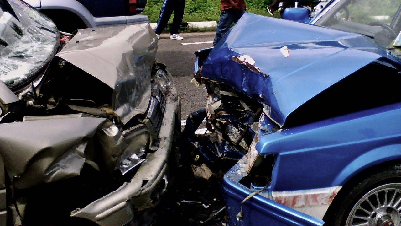 accidente dos coches
