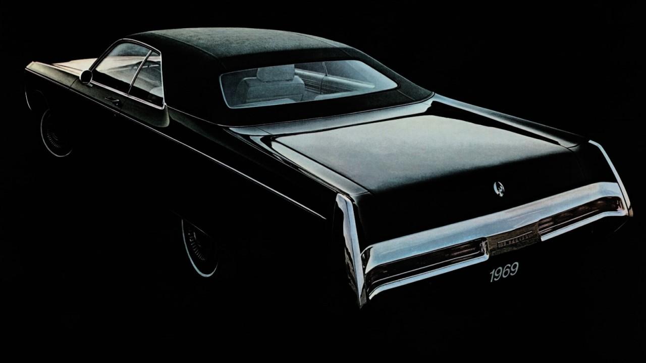 1969 Chrylser Imperial Coupe LeBaron