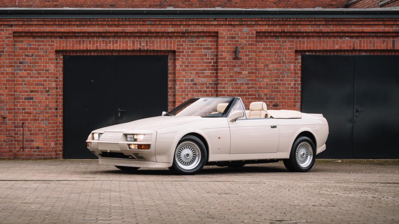 Aston Martin V8 Volante Zagato – 5