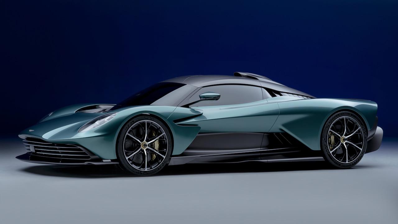 Aston Martin Valhalla 2023 – 2