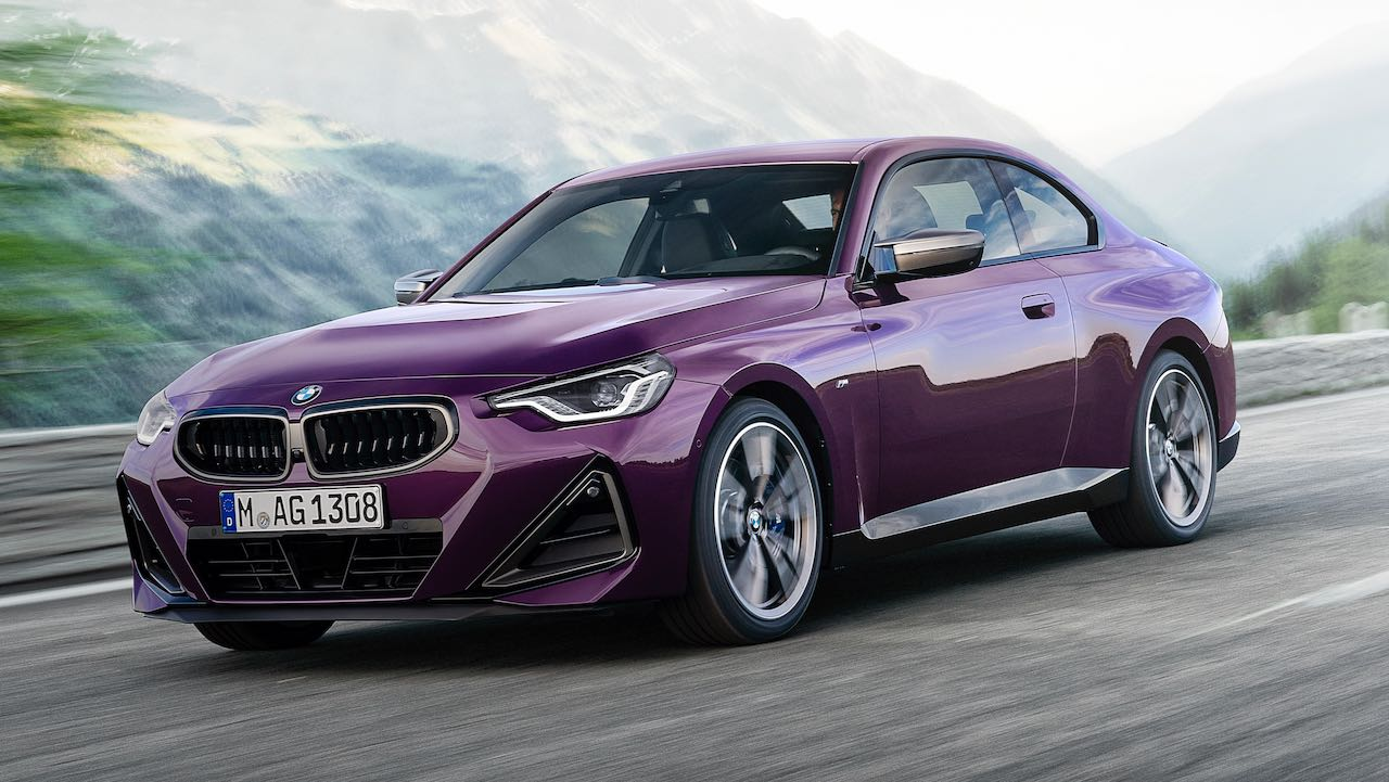 BMW M240i xDrive Coupe 2022 – 10