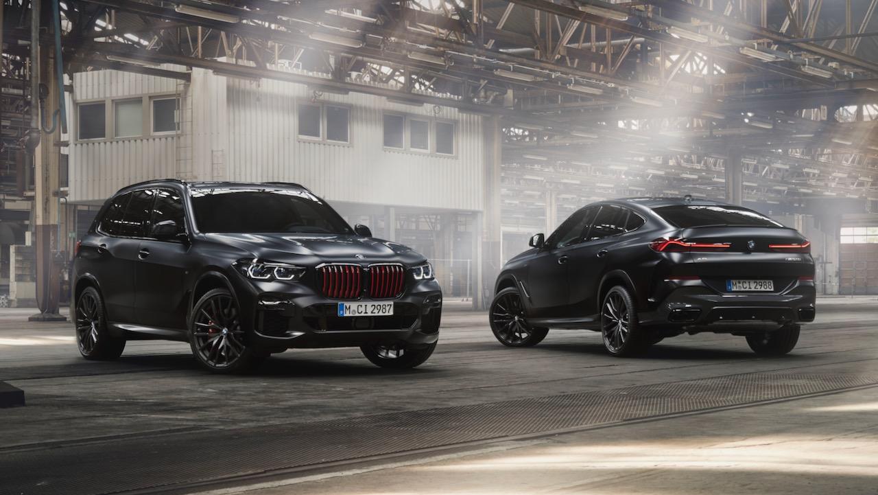 BMW X5 y X6 Vermilion Edition – 6