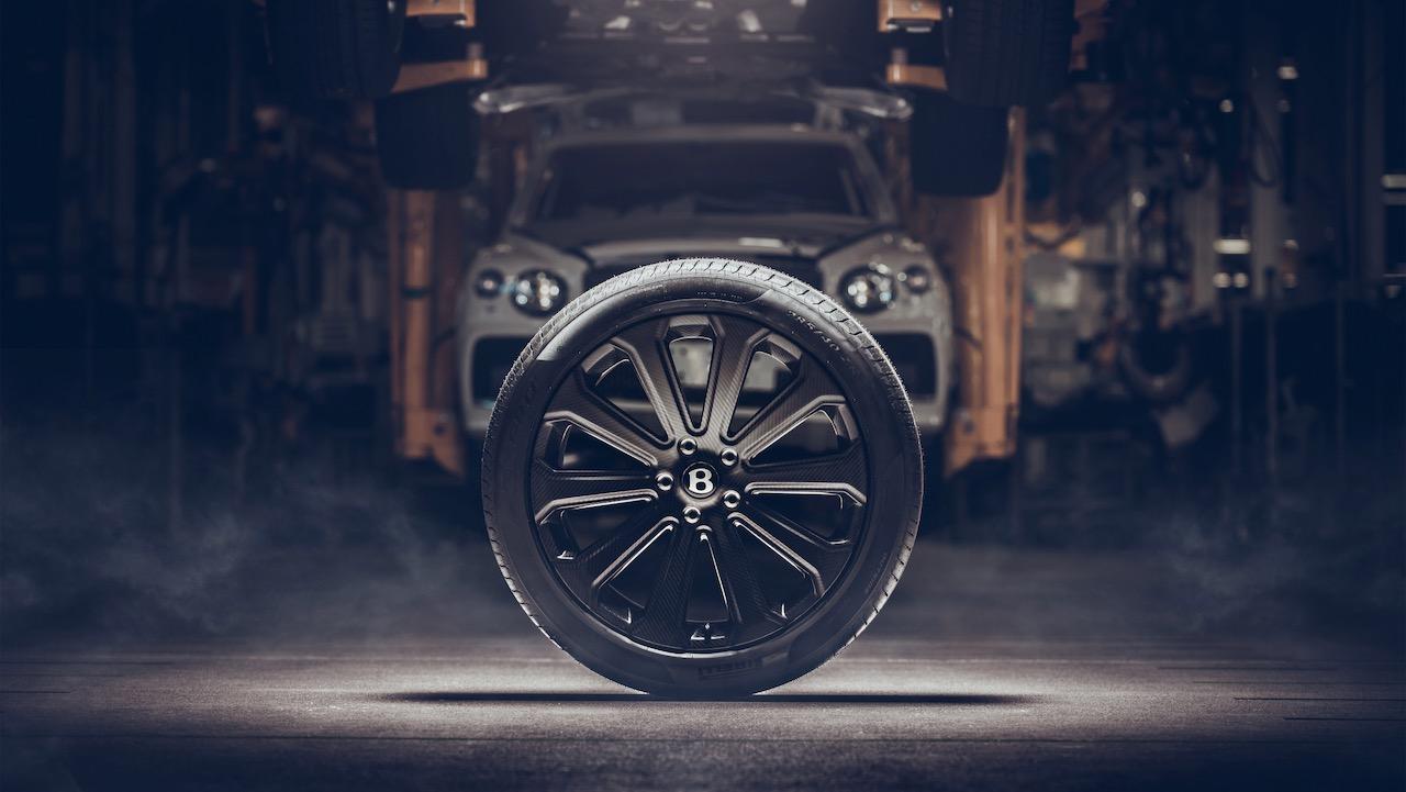 Bentley llantas carbono – 2