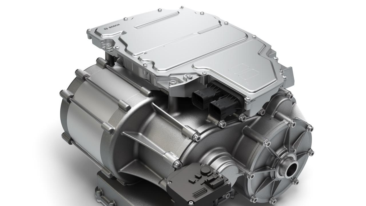 Bosch transmision CVT4EV – 5