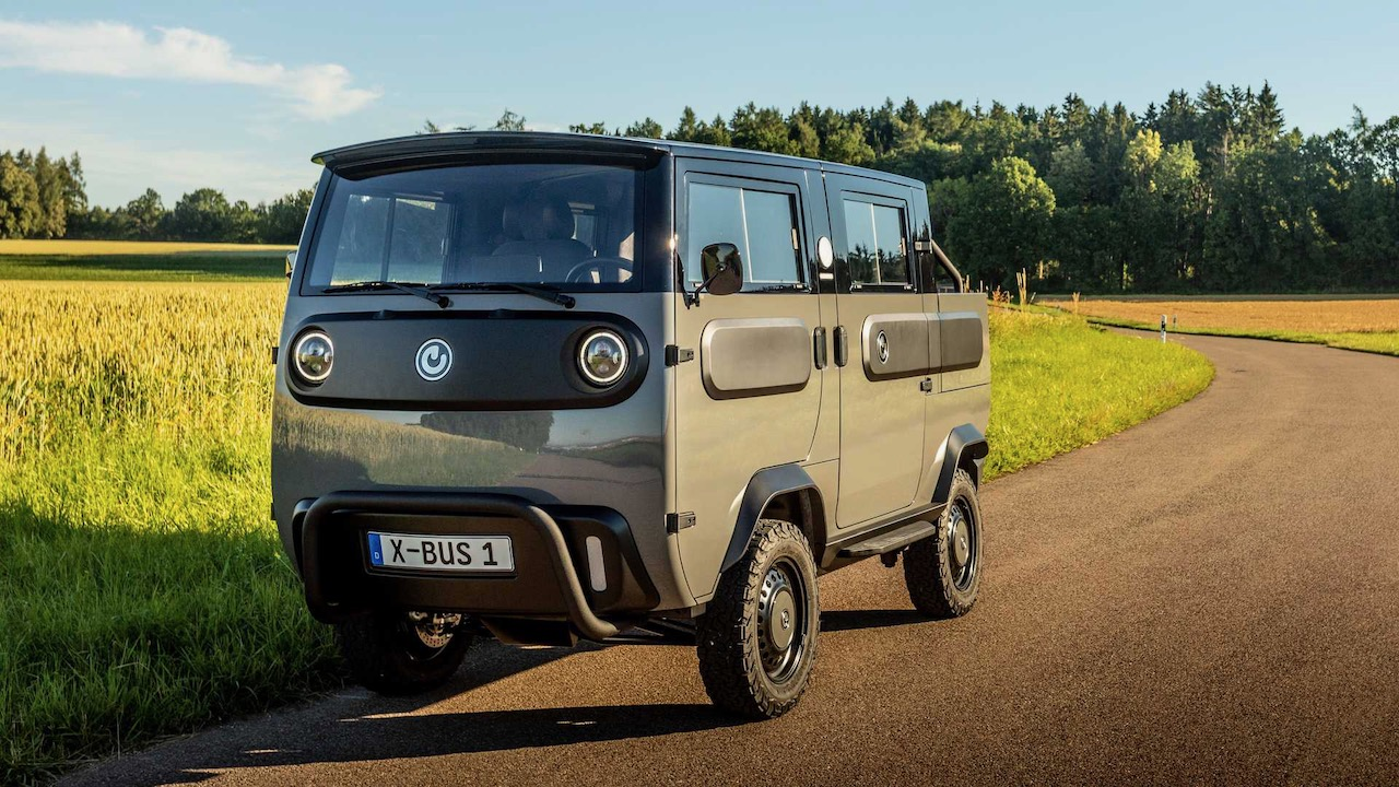 Electric Brands Xbus – 8