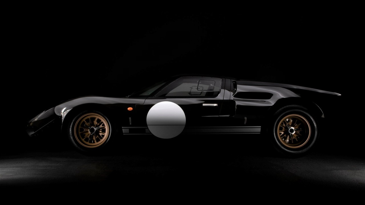 Ford GT40 Electrico Everrati y Superformance (3)