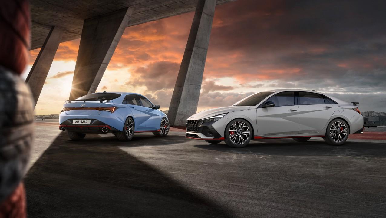 Hyundai Elantra N 2022 (10)