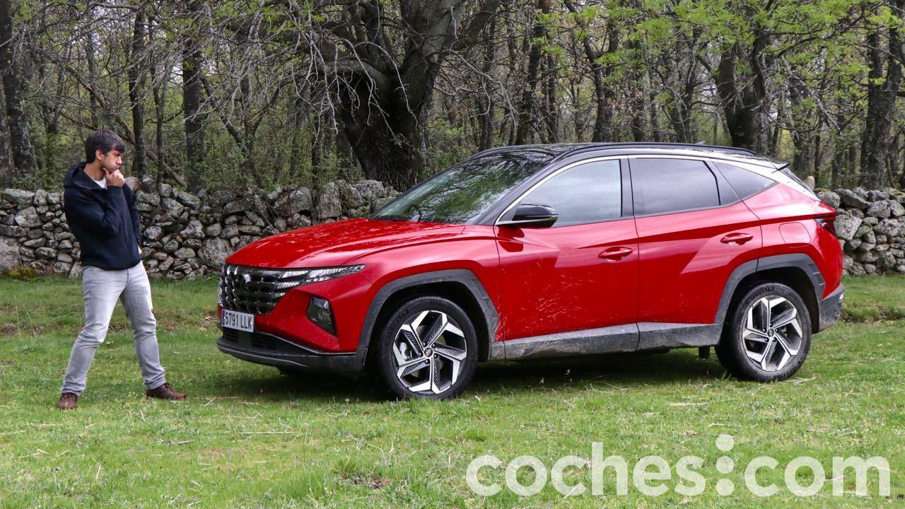 Hyundai Tucson Hybrid videoprueba – 1