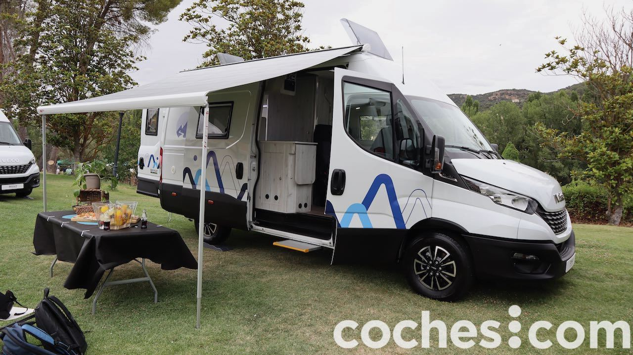 Iveco Daily Camper – 1