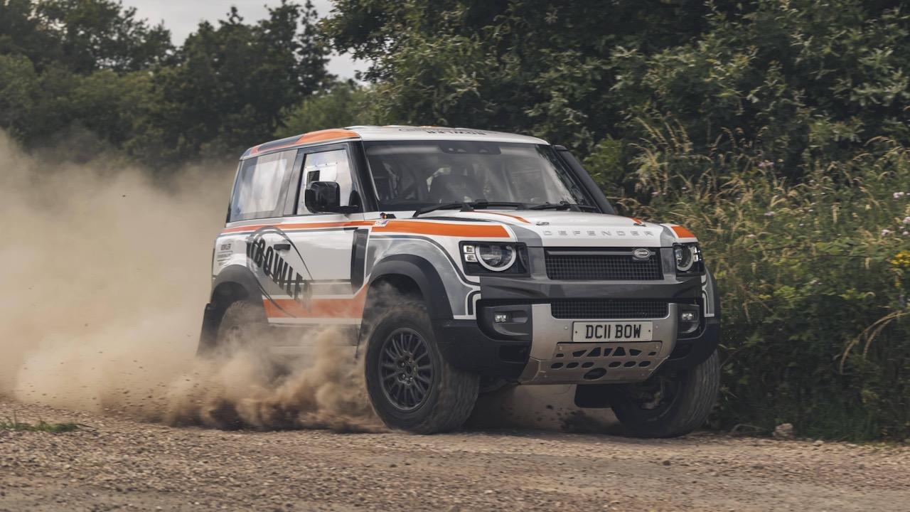 Land Rover Defender Bowler – 2