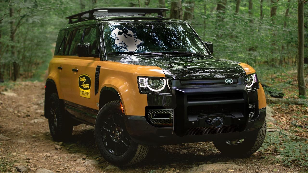 Land Rover Defender Trophy Edition – 6
