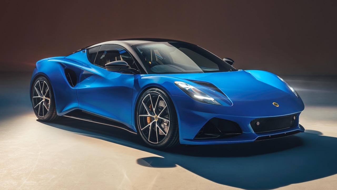 Lotus Emira 2022 – 15