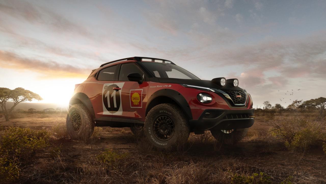 Nissan Juke Rally Tribute Concept – 10