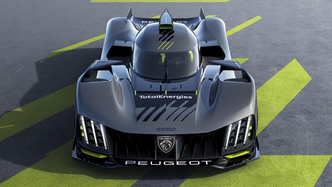 Peugeot 9X8 Hypercar 2022 (1)