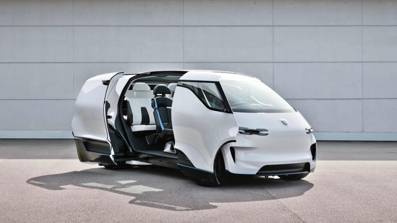 Porsche Vision Renndienst – 1