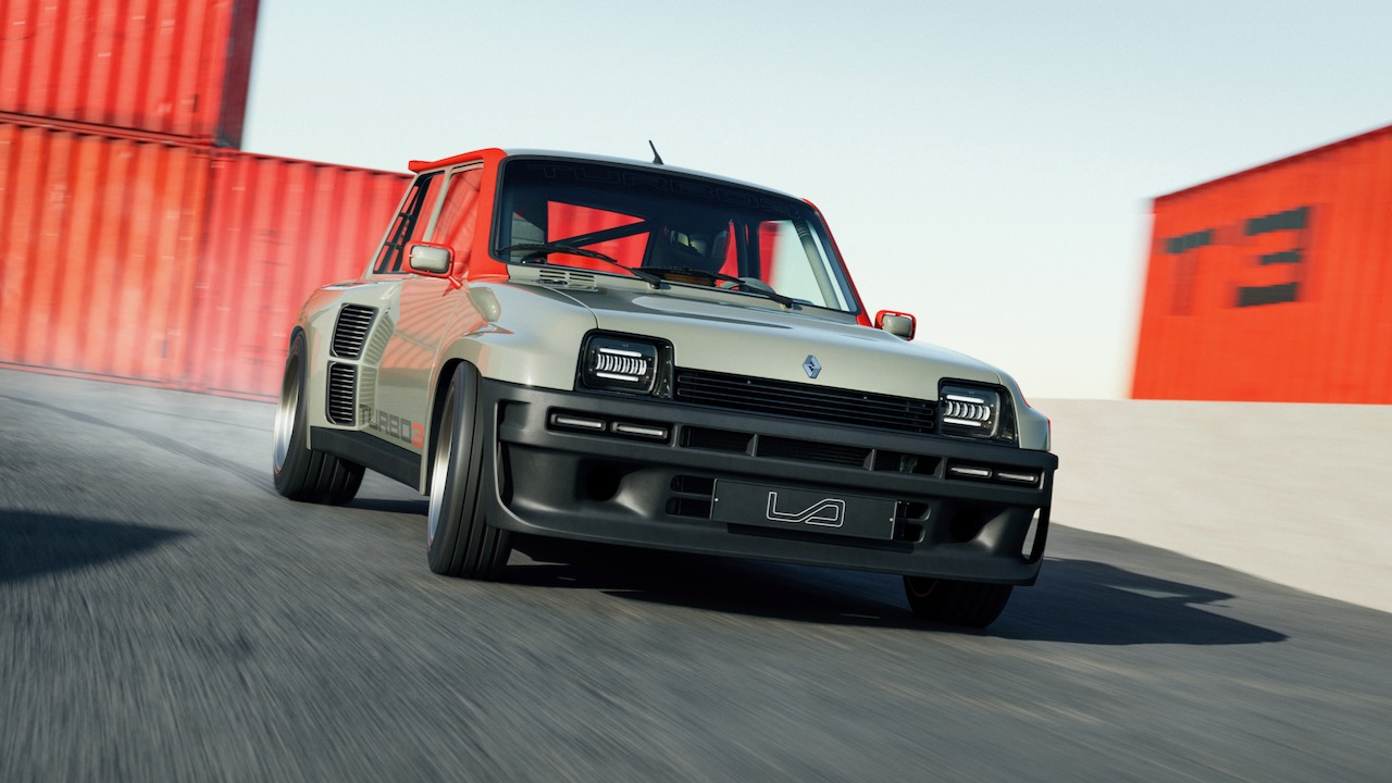 Renault 5 Turbo 3 – 5