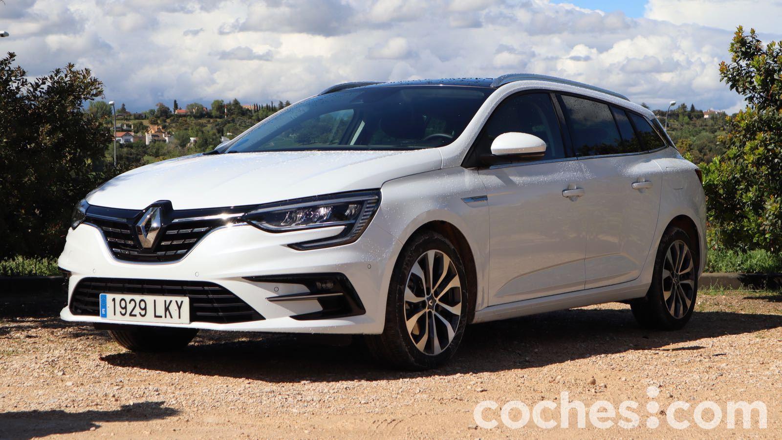 Renault Megane E-Tech prueba – 2