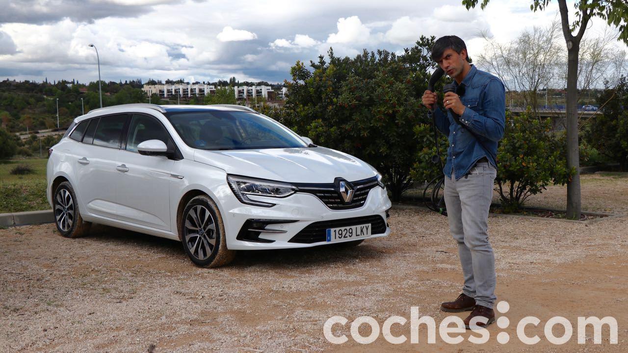 Renault Megane E-Tech videoprueba – 1