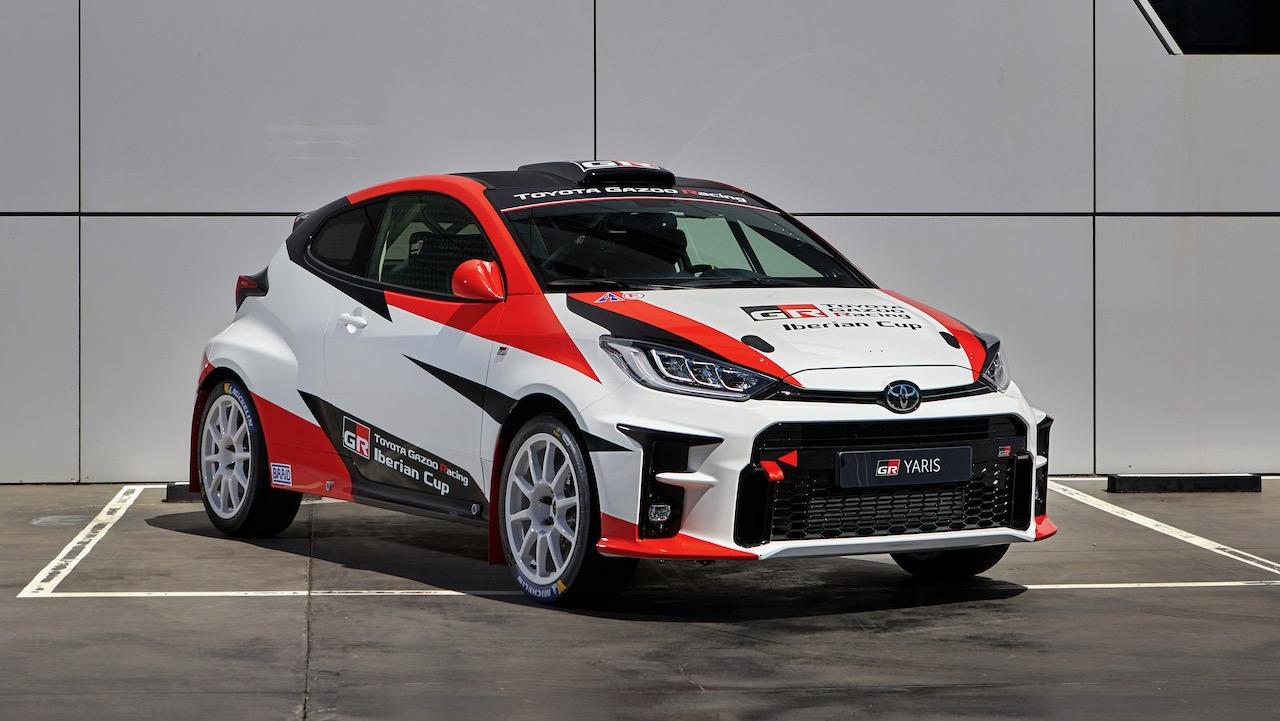 Toyota Gazoo Racing Iberian Cup – 24